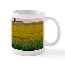 Rape field Mug
