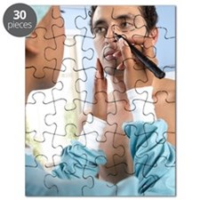 Cosmetic surgery Puzzle