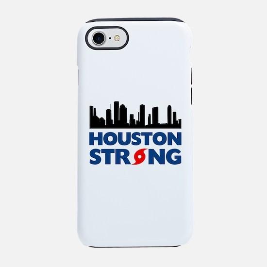 Houston Texas Strong iPhone 7 Tough Case