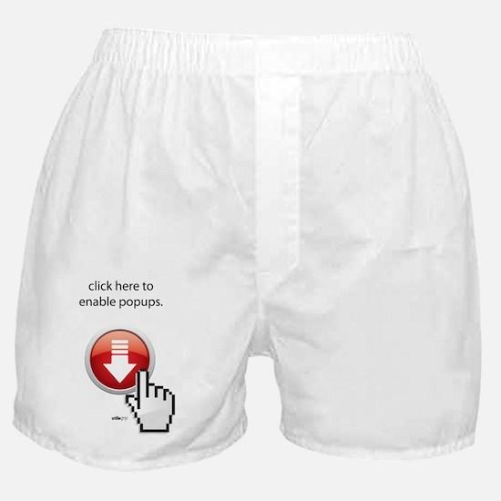 Popups Boxer Shorts