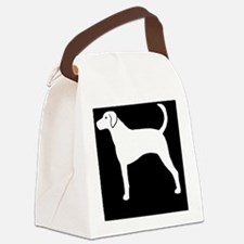 amfoxhoundhitch Canvas Lunch Bag
