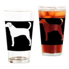 amfoxhoundhitch Drinking Glass