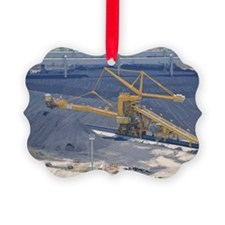 Power station - Coal storage site Ornament