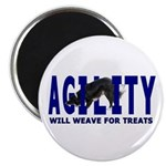 AGILITY: Will weave Magnet