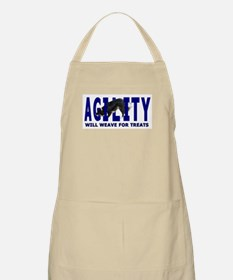 AGILITY: Will weave  BBQ Apron