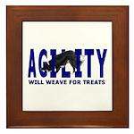 AGILITY: Will weave Framed Tile