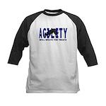 AGILITY: Will weave  Kids Baseball Jersey