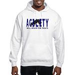 AGILITY: Will weave Hooded Sweatshirt