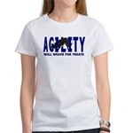 AGILITY: Will weave Women's T-Shirt