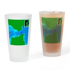 Possible location of Atlantis Drinking Glass