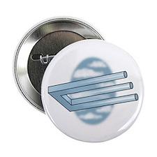 "3-Pronged U-bar 2.25"" Button (100 pack)"