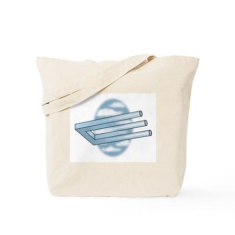 3-Pronged U-bar Tote Bag