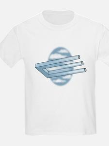 3-Pronged U-bar Kids T-Shirt