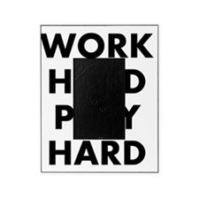 Work Hard Play Hard Picture Frame