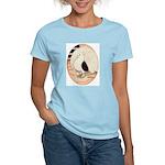 70s Indian Fantail Pigeon Women's Light T-Shirt