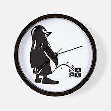 Unique Linux Wall Clock