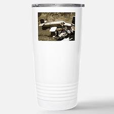 Natter manned rocket, World War Travel Mug