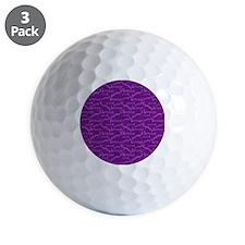 Musical Guide Golf Ball