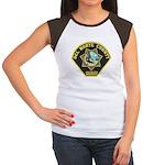 Del Norte Sheriff Women's Cap Sleeve T-Shirt
