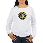 Del Norte Sheriff Women's Long Sleeve T-Shirt