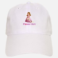 Flower Girl Baseball Baseball Cap