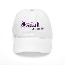 Isaiah 43 Baseball Cap