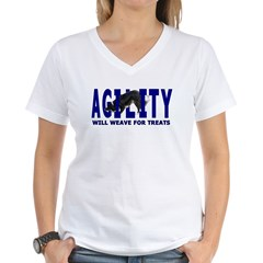 AGILITY: Will weave Shirt