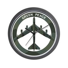 B-52 Stratofortress - BUFF Wall Clock