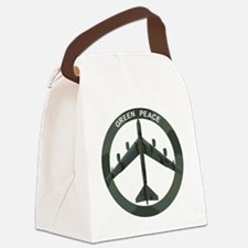 B-52 Stratofortress - BUFF Canvas Lunch Bag