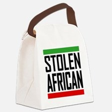 Stolen African  Canvas Lunch Bag