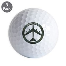 B-52 Stratofortress - BUFF Golf Ball