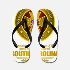 South Carolina SCH Flip Flops