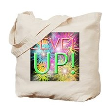 lv up Tote Bag