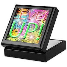 lv up Keepsake Box