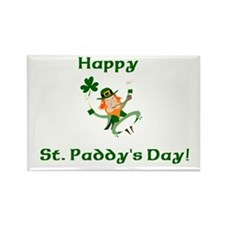 Happy St. Paddy's Day! Rectangle Magnet