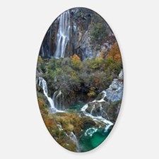 Plitvice National Park Decal