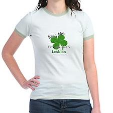 Irish Lesbian T