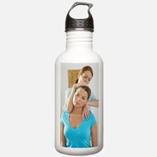 Chiropractic treatment Water Bottle