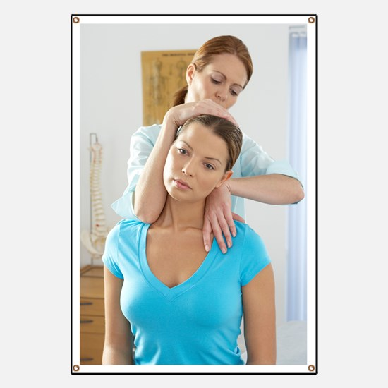 Chiropractic treatment Banner