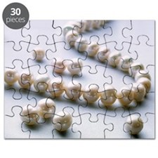Pearl necklace Puzzle
