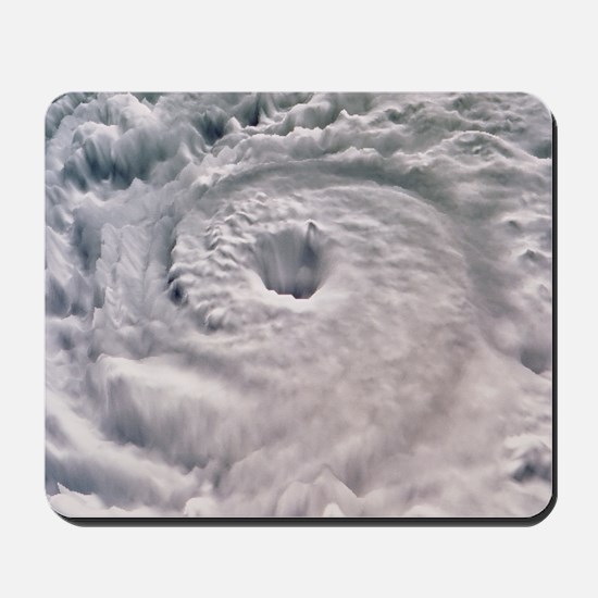Perspective view of Hurricane Allen from Mousepad