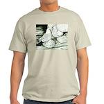 Ice Pigeons Light T-Shirt