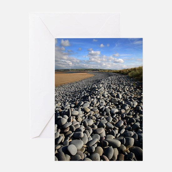 Pebble ridge Greeting Card
