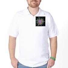 Cancer cell, computer artwork T-Shirt