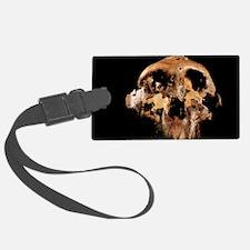 Paranthropus boisei skull Luggage Tag