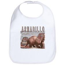 Arizona Armadillo  Bib