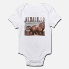 Arizona Armadillo  Infant Bodysuit