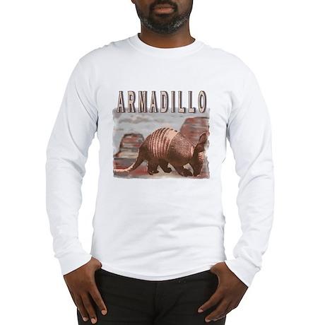 Arizona Armadillo Long Sleeve T-Shirt