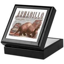Arizona Armadillo Keepsake Box