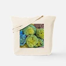 Calcareous phytoplankton, SEM Tote Bag